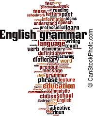 grammar-vertical, anglaise
