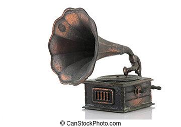 grammofoon, oud