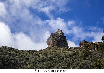 Gran Canaria, February - Gran Canaria, February, view...