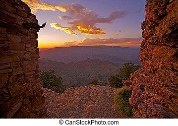 Gran Canyon View