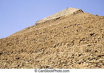gran pirámide, egipcio