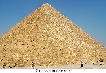 gran pirámide, giza