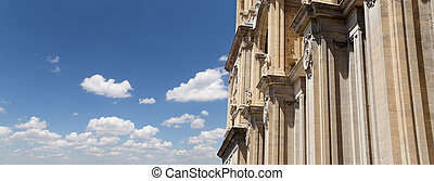 Granada Cathedral (Cathedral of the Incarnation) in gothic ...
