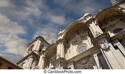 Granada Cathedral, Spain - Granada Cathedral (Cathedral of...