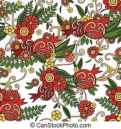 granada, pattern., seamless