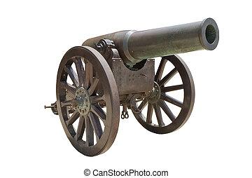 granatnik, armata, hiszpański
