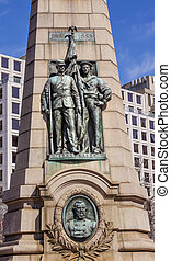 Grand Army Republic Civil War Memorial Pennsylvania Avenue ...