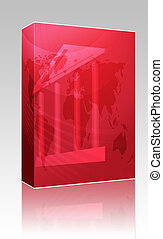 Grand building box package - Software package box Grand...