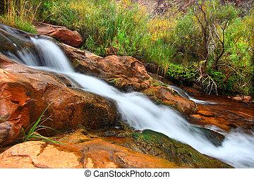 Grand Canyon Cascades