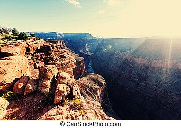 Grand canyon - Grand Canyon National Park, USA
