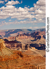 Grand Canyon on a Summers Day