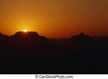 Grand Canyon-Sunset
