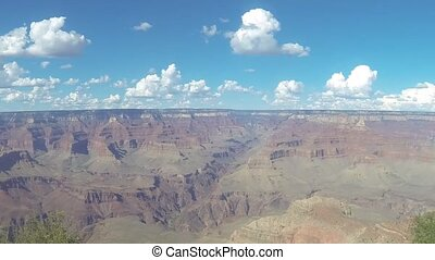 Grand Canyon Time Lapse