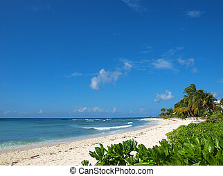 South Sound in Grand Cayman, Cayman Islands