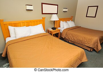 grand, chambre à coucher