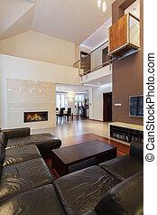 Grand design - stylish house
