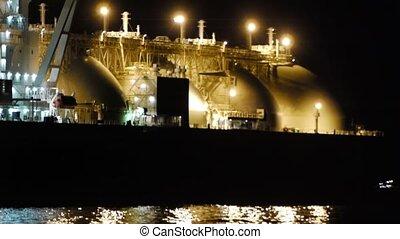 Grand Elena LNG Tanker - LNG Tanker