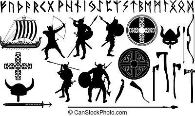 grand, ensemble, viking