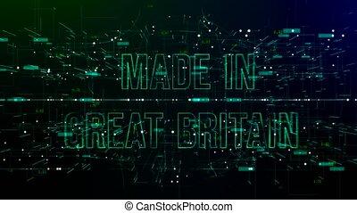 grand, espace, texte, britain', numérique, 'made