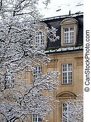 Grand European House