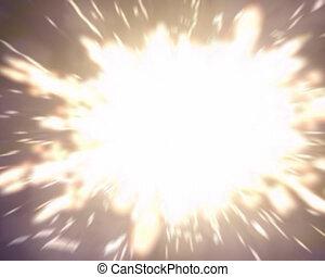 grand, explosion