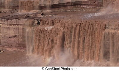 Grand Falls Arizona - scenic grand falls also known as...