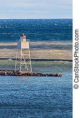 Grand Marais Harbor Inner Range Light