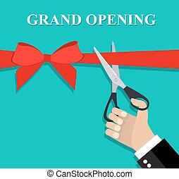 Grand opening ceremony and celebration