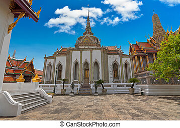 Grand palace, Bangkok - Grand palace in Bangkok, Thailand