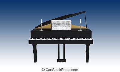 GRAND PIANO concept