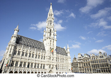Grand Place,Brussels,Begium