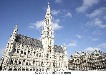 Grand Place,Brussels,Begium