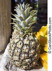 grand plan, ananas