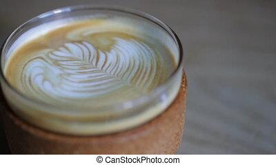 grand plan, latte