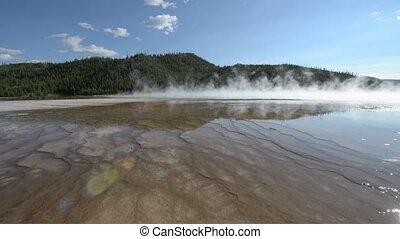 Grand Prismatic Yellowstone Nationa