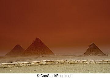 grand Pyramid of Giza
