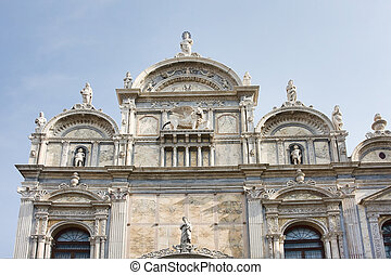 Grand School of St Marco in Venice, Italy