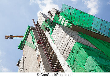 grand, site construction