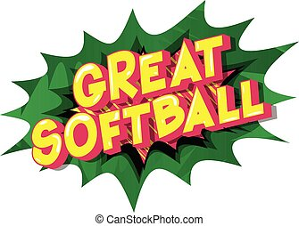 grand, softball