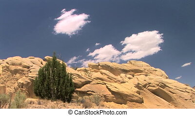 Grand Staircase Escalante National Monument, Time Lapse