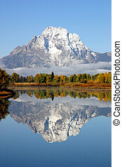 Grand Tetons National Park Mountains