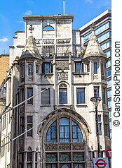 Grand Trunk Railway Building. London - Grand Trunk Railway...