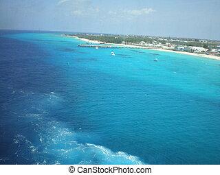 Grand Turk Beach - Grand Turks, Carribean Islands