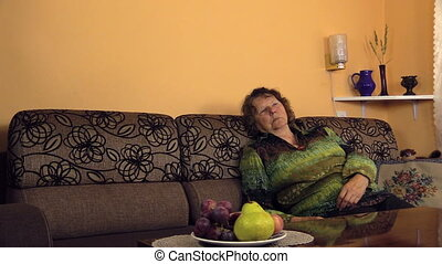 granddaughter care senior - Pregnant granddaughter nurse...