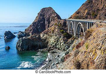 grande, arqueie ponte
