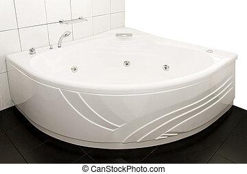 grande, bañera