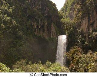 grande, cachoeira, em, cloudfores