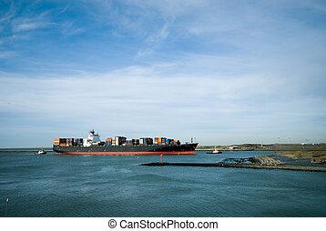 grande, containership
