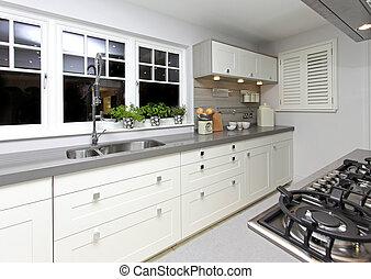 grande, cozinha