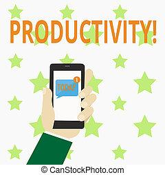 grande, eficaz, empresa / negocio, foto, actuación, trabajo, escritura, nota, showcasing, productivity., perforanalysisce, success.